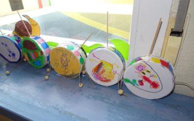 Fabricamos un tambor de bolas
