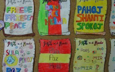 Celebramos el Día Escolar de la No Violencia y la Paz