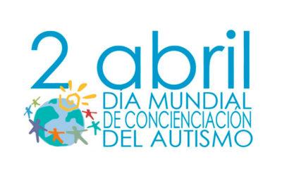 Hoy me visto de Azul. Día mundial del Autismo