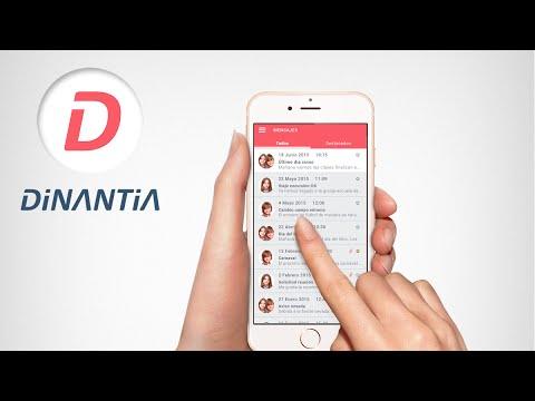 Actualización de la Plataforma DINANTIA