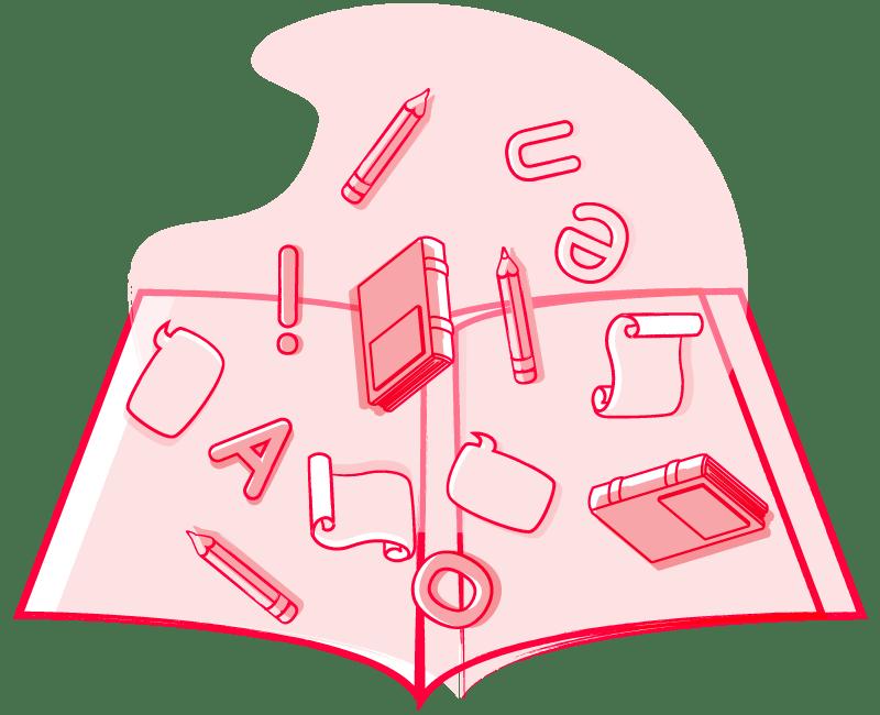 Listado material 1º y 2º Primaria