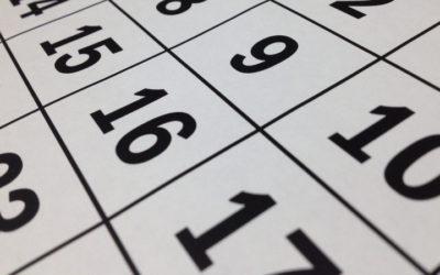 4 de Mayo. Día no lectivo