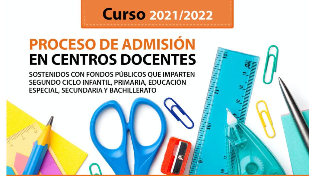 Listado provisional de solicitantes curso 2021-2022