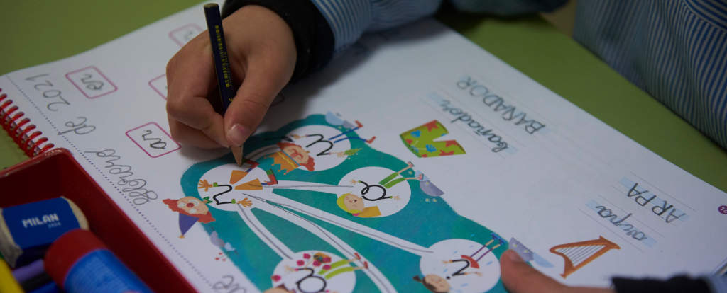 Recogida de Libros Becas de Infantil
