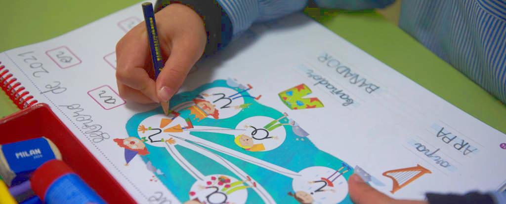 Préstamo de libros Infantil Curso 2021-2022