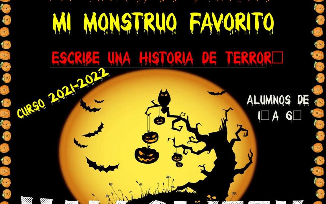 Concurso de Relatos Breves «Mi monstruo favorito»